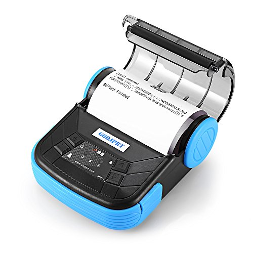 VIO V80M01 80mm Portable Bluetooth Thermal Receipt Printer Supporting Windows, Android