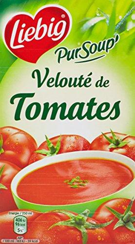 Liebig Velouté de tomates - La brique de 1L