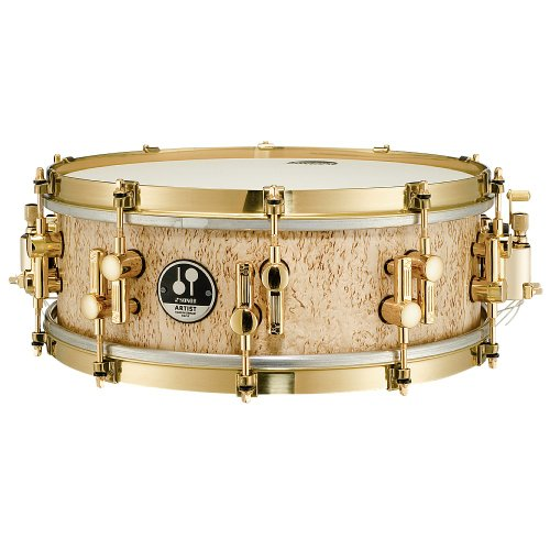 Sonor as 12 1405 MB SDW Artist Scandinavian Birch Snare Drum Vintage Maple