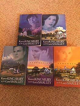 Set of 5 Karen Kingsbury Novels  The Redemption Series