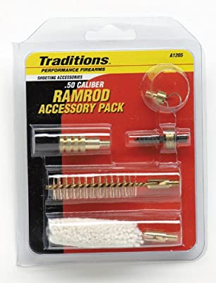 Traditions Performance Firearms Muzzleloader Ramrod Accessories Pack