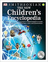 The New Children's Encyclopedia: Packed with Thousands of Facts, Stats, and Illustrations (Visual Encyclopedia)