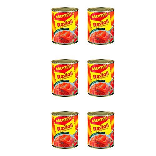 Maggi Ravioli Tomatensauce (6x 800g Dose)