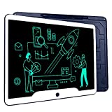Richgv Tableta de Escritura LCD 15 Pulgadas, Tableta Grafica Talla Grande, Pizarra...