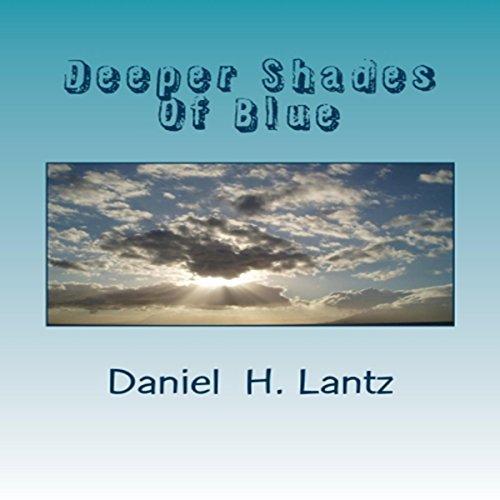 Deeper Shades of Blue audiobook cover art