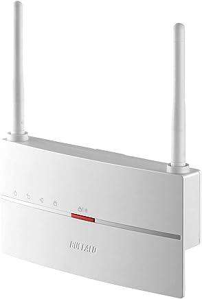 BUFFALO WiFi 無線LAN 中継機 WEX-1166DHP2/N 11ac 866+300Mbps コンセント直挿し/据え置き可能モデル 【iPhone8/iPhoneX/iPhoneXS メーカー動作確認済み】