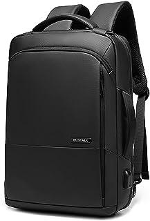 AMERTEER Business Backpack, 3in1 backpack Slim Laptop Backpack For Work School Travel Flight Fits 15.6 Laptop with USB Por...