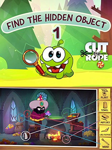 Cut the Rope - Find the Hidden Object 1