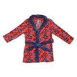 Garçons Marvel Spider-Man Robe de Chambre Bleu Rouge Peignoir Pyjama Enfants Spidey...
