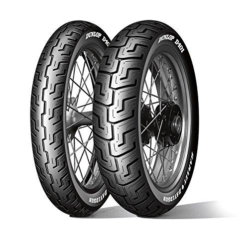DUNLOP - Neumático CUSTOM D401 (H-D) 150/80 B 16 M/C 71H TL