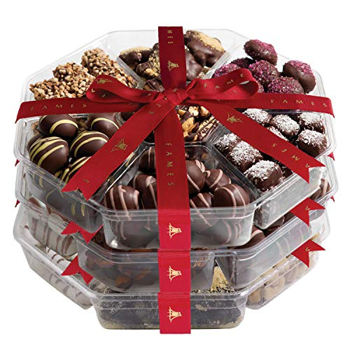 Chocolate Gift Baskets Holiday