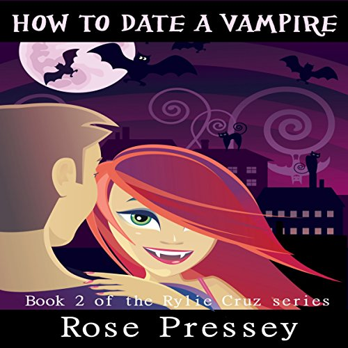 How to Date a Vampire  audiobook cover art