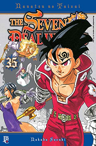 The Seven Deadly Sins Vol.35