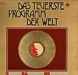 Das teuerste Programm der Welt