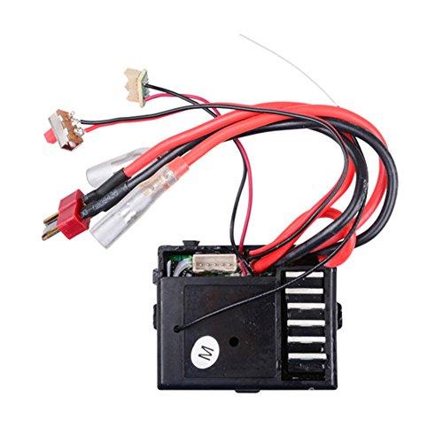 Faironly RC Auto Reserveonderdelen Classis/Achteras/Arm/Wavefront Box/versnelling/Motor/Aansluitstuk etc 12428 Onderdelen Accessoires 0056 3 in 1 printplaat ontvanger moederbord