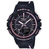[カシオ] 腕時計 ベビージー FOR SPORTS 歩数計測 機能つき BGS-100RT-1AJF レディース ブラック