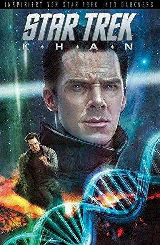 Star Trek Comicband: Khan: Softcover