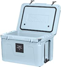 Monoprice Emperor Cooler - 25 Liters - Blue | Securely Sealed, Ideal for The Hottest and Coldest Conditions - Pure Outdoor...