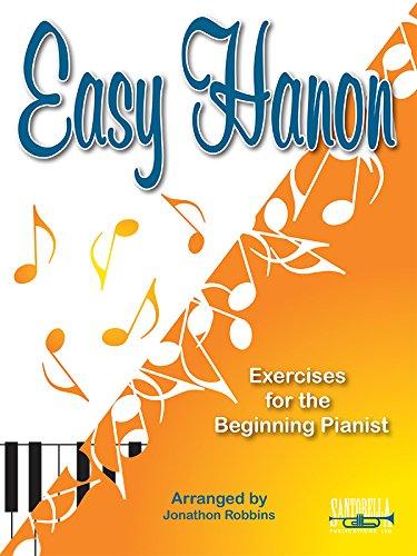 Easy Hanon: Exercises for the Beginning Pianist