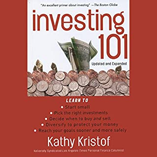 Investing 101, 2nd, Updated and Expanded Edition audiobook cover art