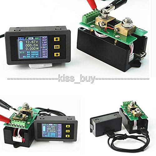 Why Should You Buy DP-iot DC Battery 400V 300A LCD Voltage Current Watt Power Capacity Digital Combo...