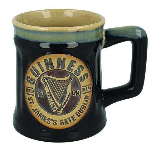 Shamrock Regalo Company - Guinness - Etichetta Ceramica Tazza