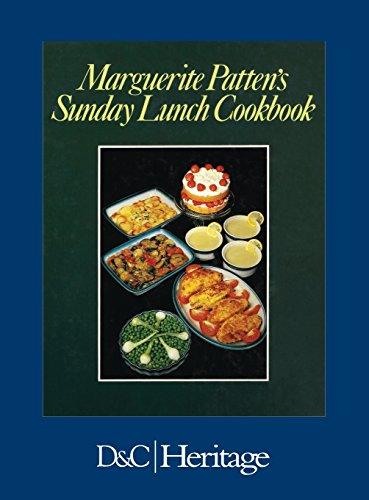 Marguerite Patten's Sunday Lunch Cookbook
