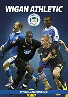 The Official Wigan Athletic FC Calendar 2018
