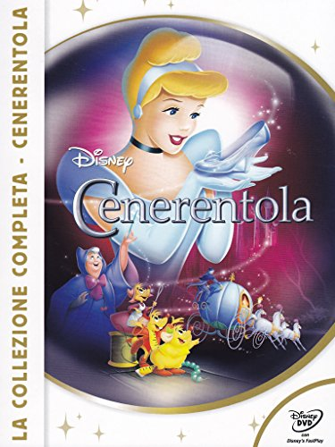 Cofanetto Cenerentola Trilogia (3 DVD) [Italia]