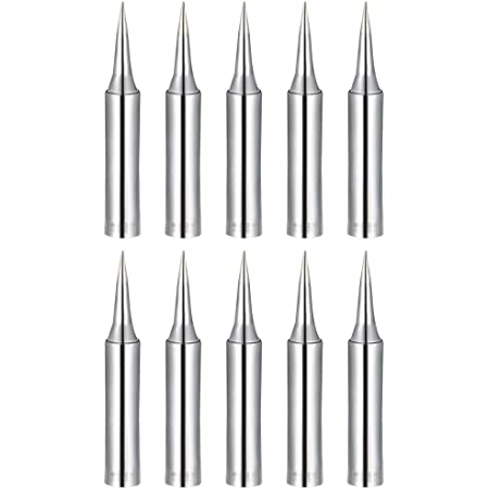 Details about  /Soldering Iron Tip Replacement 1mm Point Width Solder Tip 900M-I Black