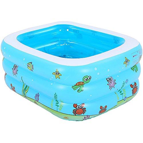 Pumpink El baño hinchable para niños grandes bañera inflable se puede sentar...