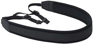 أسود كاميرا Skidproof مرنة النيوبرين حزام ل DSLR الكاميرا الرقمية