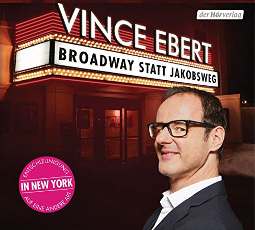 Broadway statt Jakobsweg Titelbild