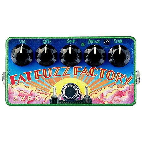 Z.VEX ジーベックス エフェクター Vexter Series ファズ Fat Fuzz Factory 【国内正規品】
