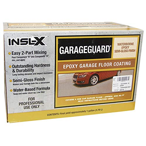 Great Features Of INSL-X Products EGG310S99-1K Guard KIT Garage Floor Paint
