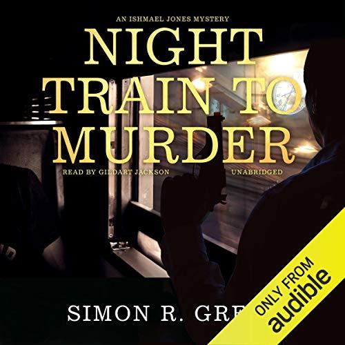 Night Train to Murder cover art