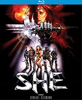 She  Special Edition  [Blu-ray]