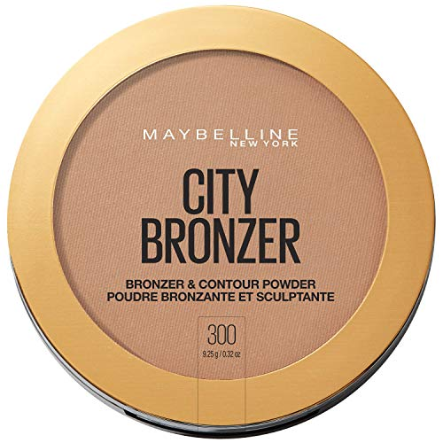 Maybelline New York City Bronzer Powder Makeup and Contour, 0.32 Oz