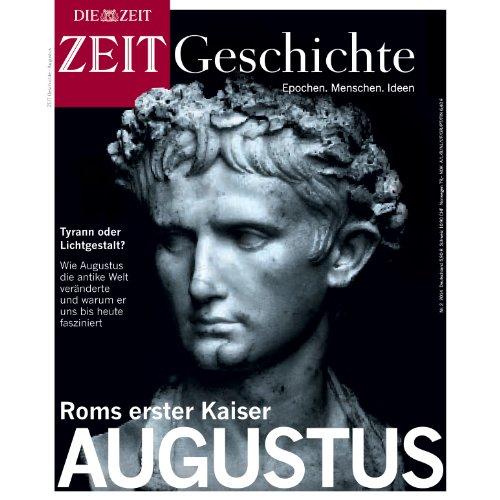 Roms erster Kaiser Augustus (ZEIT Geschichte) Titelbild