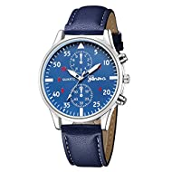 Unique round dial design, very chic and stylish. This classic simple gent's wrist watch will be greatly suitable for any occasion. It is quite suitable for a great present with elegant package. Fashion Smartwatches Other (Men) Pocket & Fob Watches Wa...