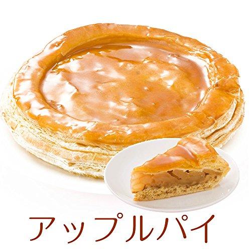 誕生日ケーキ バースデーケーキ アップルパイ ケーキ 7号 21.0cm (約6〜12名)