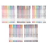 Yoobi | Gel Pen Set | Multicolor Pack of 50 (YOOB1202559)