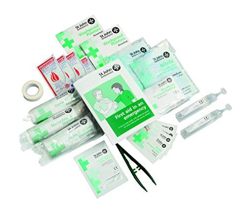 St John Ambulance Universal First Aid Refill Kit