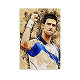 GSDGH Tennisspieler Novak Djokovic Sport-Poster 18