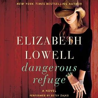 Dangerous Refuge audiobook cover art