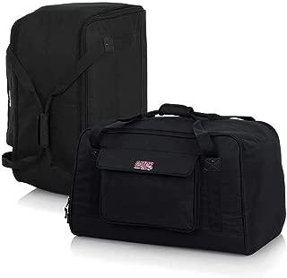 Gator GPA TOTE12 Tote Bag for 12 Inch Speakers 2-Pack