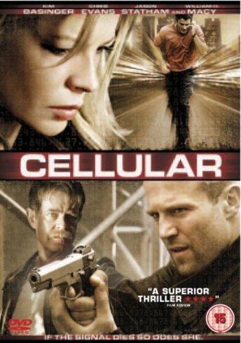 Cellular [DVD] [2004] by Kim Basinger
