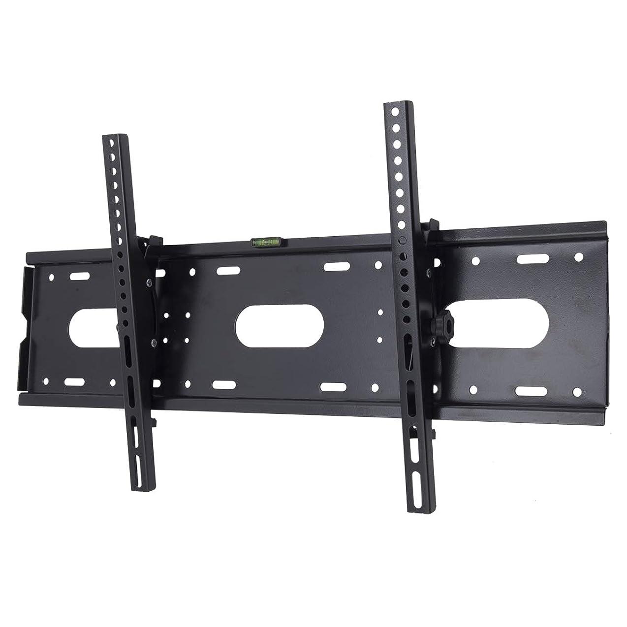 レンドオーロック圧倒するテレビ壁掛け金具 JinXiang 42~85インチLCD LED液晶テレビ対応 左右平行移動式 上下角度調節可能 超大型壁掛け モニター VESA対応 最大750×500mm 耐荷重100kg