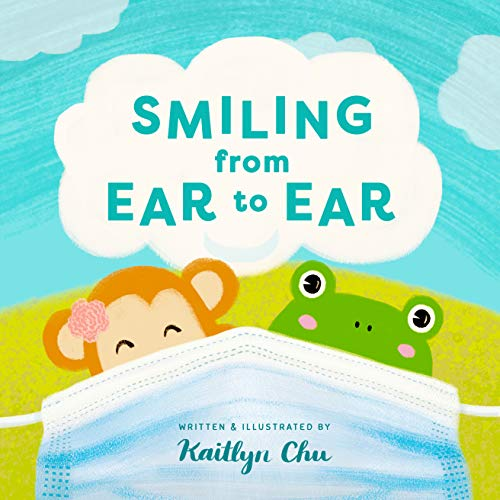 Smiling From Ear to Ear: Wearing Masks While Having Fun