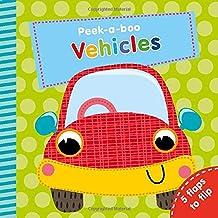 Vehicles: 5 Flaps to Flip! (Peek-a-Boo)